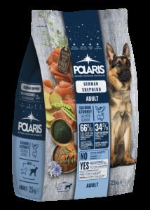 POLARIS 2.5 kg Németjuhász lazac-pulyka