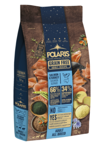 Polaris Salmon + Turkey Adult 12 kg kutyatáp