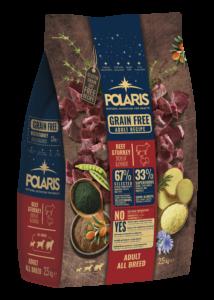 POLARIS 2.5 kg marha-pulyka  (2 db) + ajándék Shelma 750 g (5 db)
