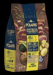 POLARIS 2.5 kg kacsa-pulyka  (2 db) + ajándék Shelma 750 g (5 db)