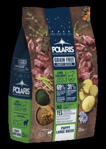 POLARIS 2.5 kg Junior Large bárány-lazac