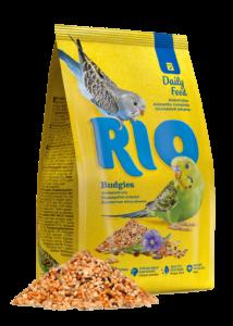RIO Madáreleség Hullámos Papagájoknak 500g