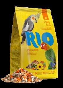RIO Madáreleség Nagy Papagájoknak 500 g