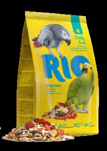RIO Madáreleség Óriás Papagájoknak 500 g