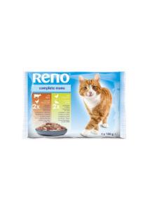 Reno 4x100 g macska alutasak