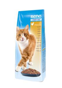 Reno Száraz Macska szárnyas 10 kg