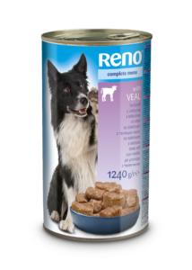 Reno Nedves Kutya borjú 1240 g