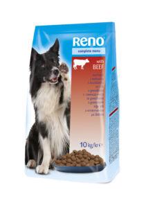 Reno Száraz Kutya marha-baromfi 10 kg