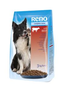 Reno Száraz Kutya marha 3 kg