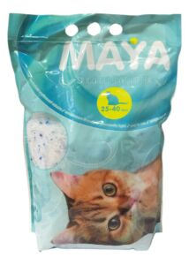 Maya 5 l szilikonos macskaalom