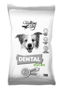 Walking Dog 110 g Dental sticks