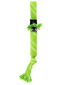 Rogz SCRUBZ S 31,5 cm Zöld kutyajáték
