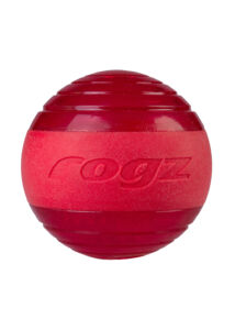 Rogz SQUEEKZ 6,4 cm Piros kutyajáték