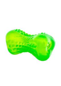 Rogz YUMZ M 11,5 cm Zöld kutyajáték