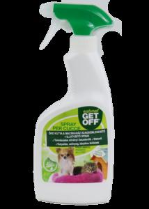 GET OFF tisztító és távoltartó spray 500 ml