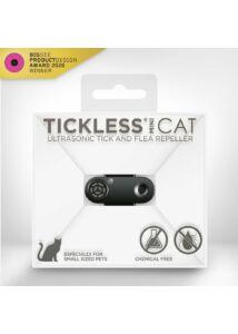 TICKLESS MINI CAT Fekete ultrahangos kullancsriasztó