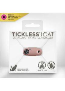 TICKLESS MINI CAT - Rosegold