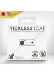 TICKLESS MINI CAT Fehér ultrahangos kullancsriasztó