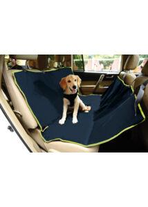 RECORD Vízálló ülésvédő huzat autóba kék/zöld 142x142cm