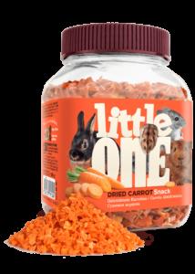 Little One szárított sárgarépa jutalomfalat kisemlősöknek 200 g
