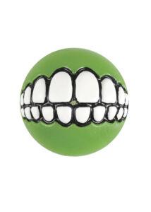 Rogz GRINZ labda M 6,4 cm Zöld