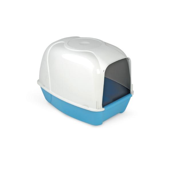 KRONO műanyag cica wc ajtó nélkül 52x39x39 cm