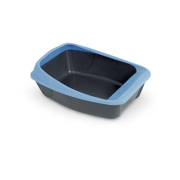 VIRGO műanyag alomtál 52x39x20 cm
