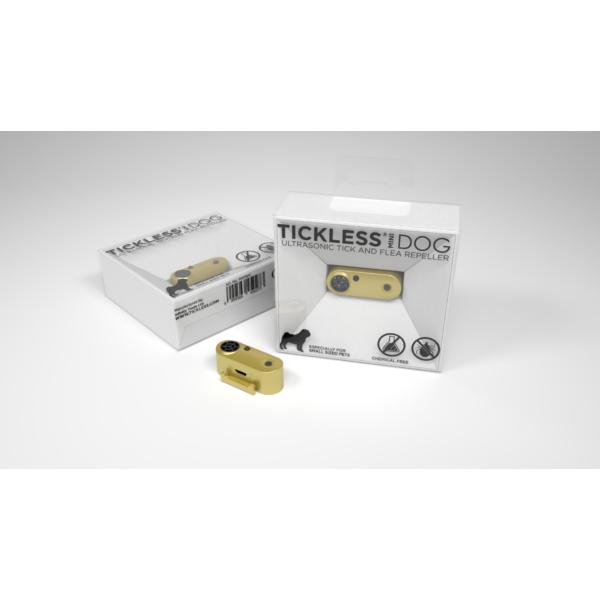 MINI Tickless Dog - Gold