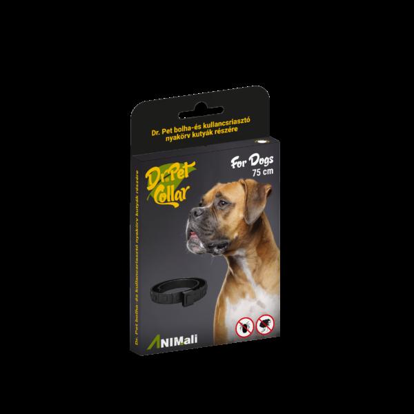 Dr.Pet riasztó nyakörv kutya