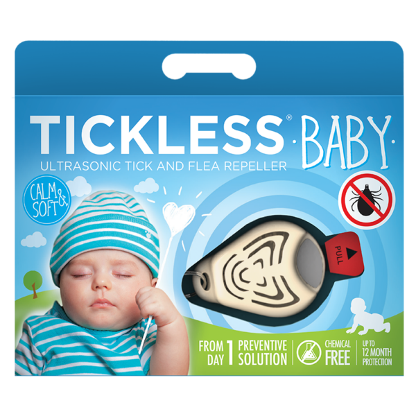 TICKLESS BABY - Beige