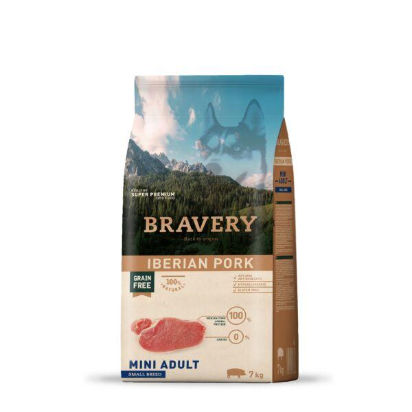 BRAVERY 7 kg SMALL ibéria sertés