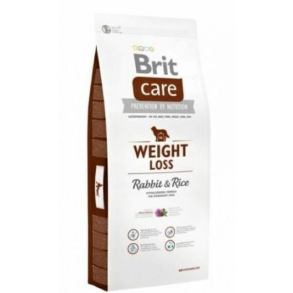 Brit Care Weight Loss Rabbit&Rice 12 kg