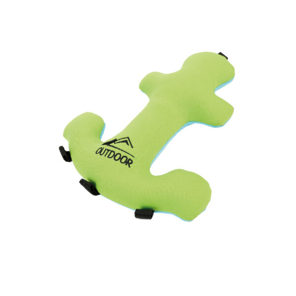 RECORD kutyajáték vízen úszó vasmacska 24x20x4cm