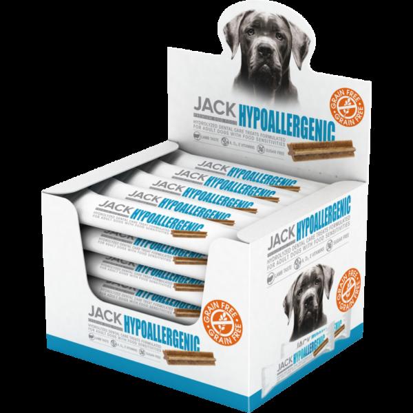Jack hypoallergén fogtisztító 30x22 g