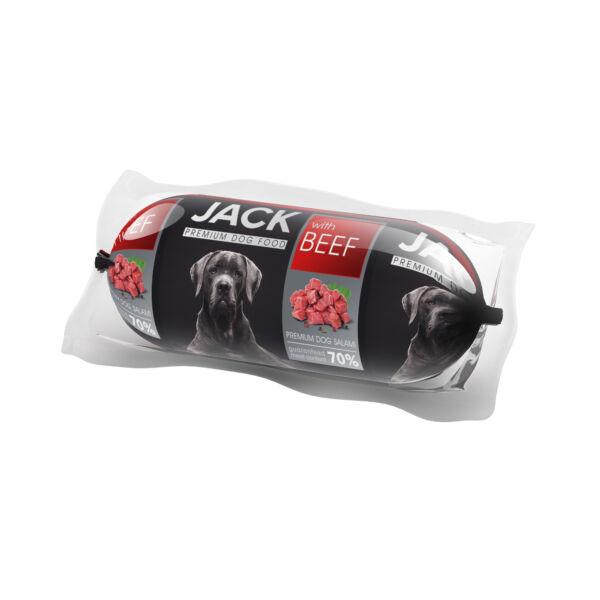 Jack kutyaszalámi 400 g marha