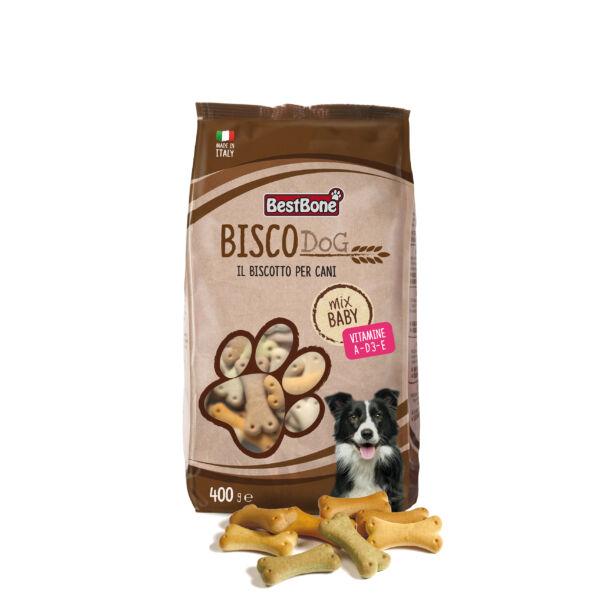 BISCODog Kutyakeksz Baby Mix 400g