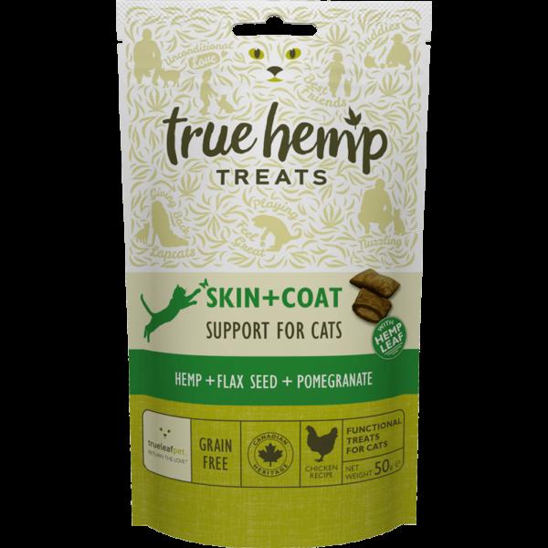 True Hemp Cat Skin + Coat 50g