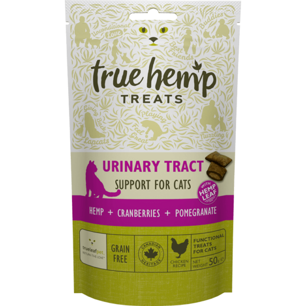 True Hemp Cat Urinary Tract 50g 4+4 db akció