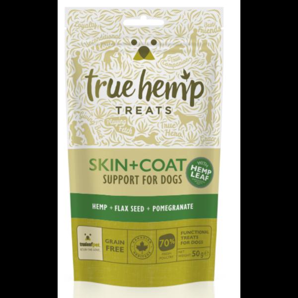 True Hemp Dog Skin+Coat 50g
