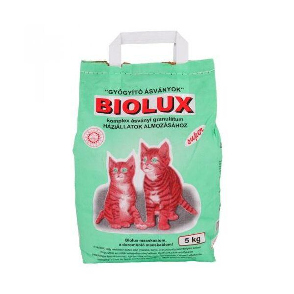 Biolux macskaalom 5 kg