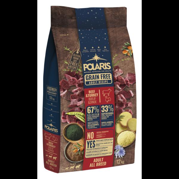 POLARIS 12 kg marha-pulyka