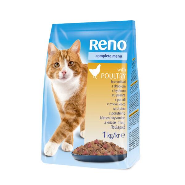 Reno Száraz Macska baromfi 1 kg
