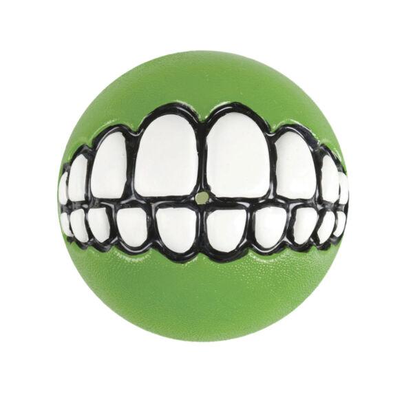Rogz GRINZ labda L 7,8 cm Zöld