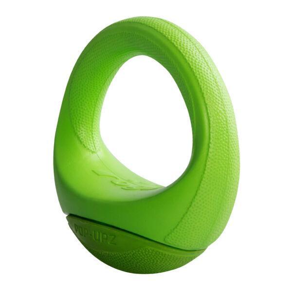 Rogz POP UPZ M 14,5 cm Zöld kutyajáték