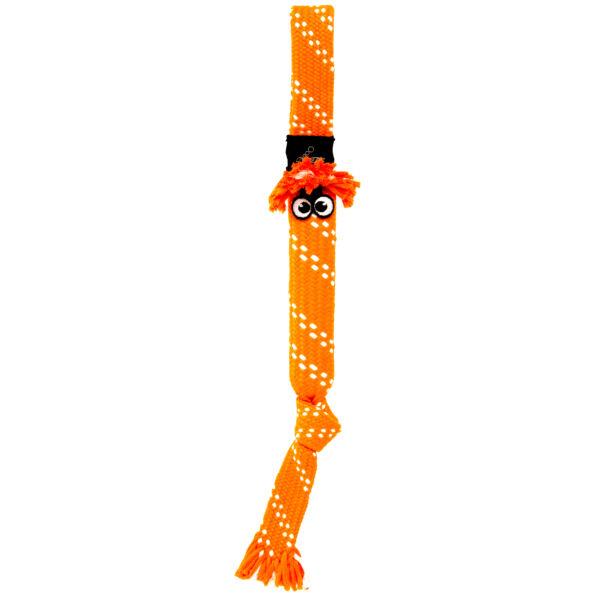 Rogz SCRUBZ S 31,5 cm Narancs kutyajáték