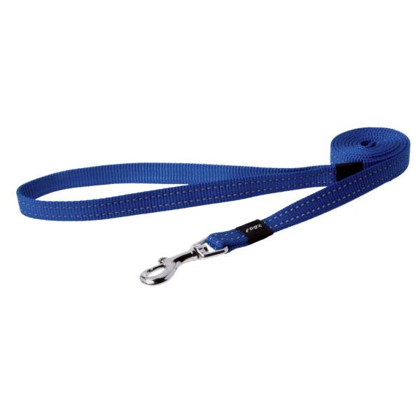 Rogz UTILITY póráz XL 1,2 m Kék