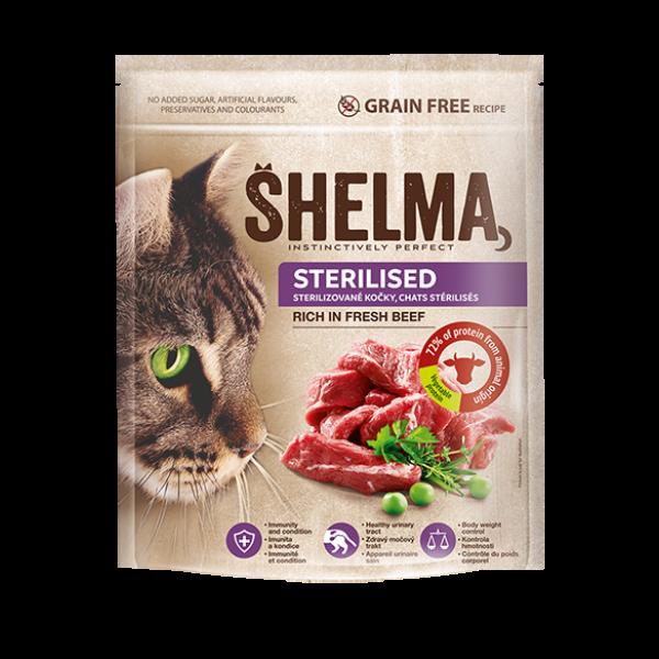 Shelma 750 g steril marha