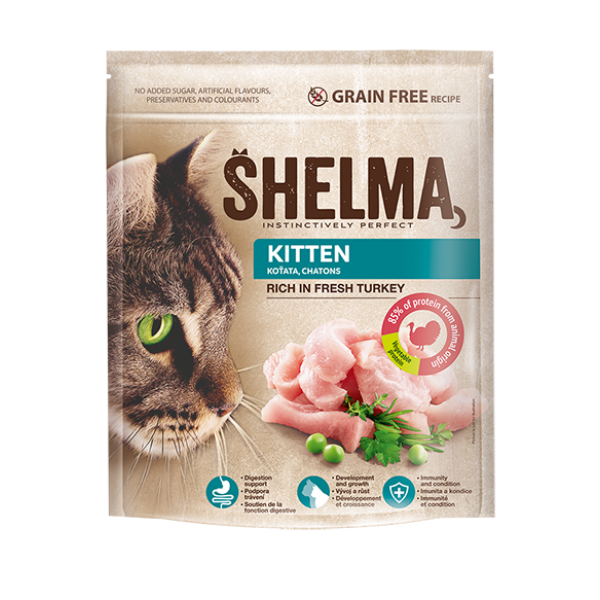 Shelma 750 g  junior pulyka