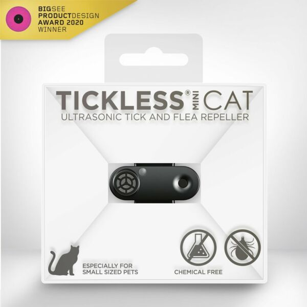 TICKLESS MINI CAT - Black